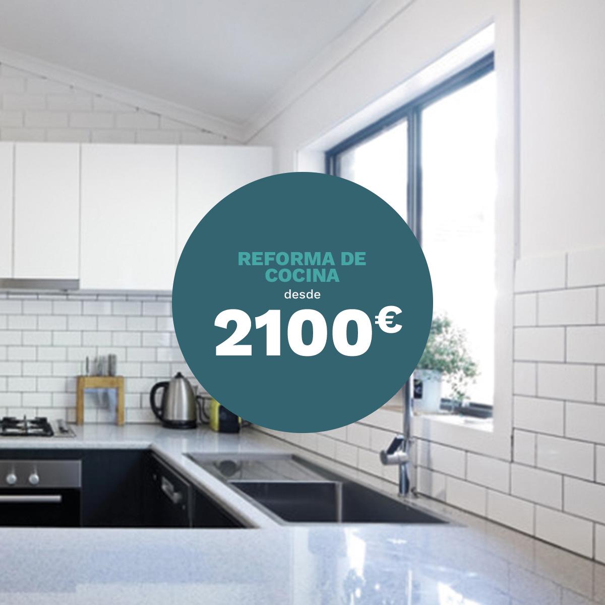 RIANJE · Construcción y reformas Murcia · Reforma barata de cocina