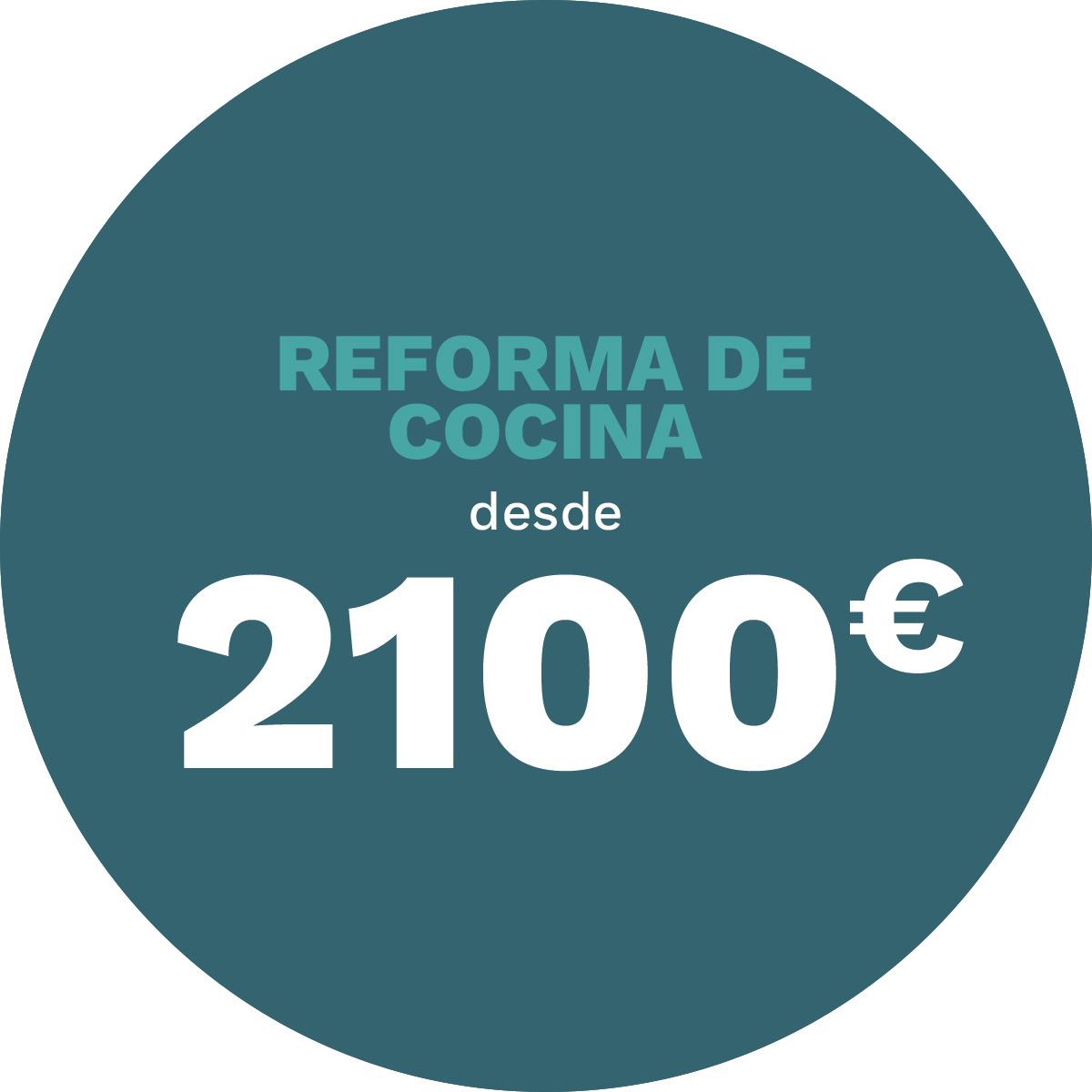 RIANJE · Construcción y reformas · Reforma tu cocina desde 2100€
